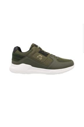 Jump Unisex Haki Ayakkabı