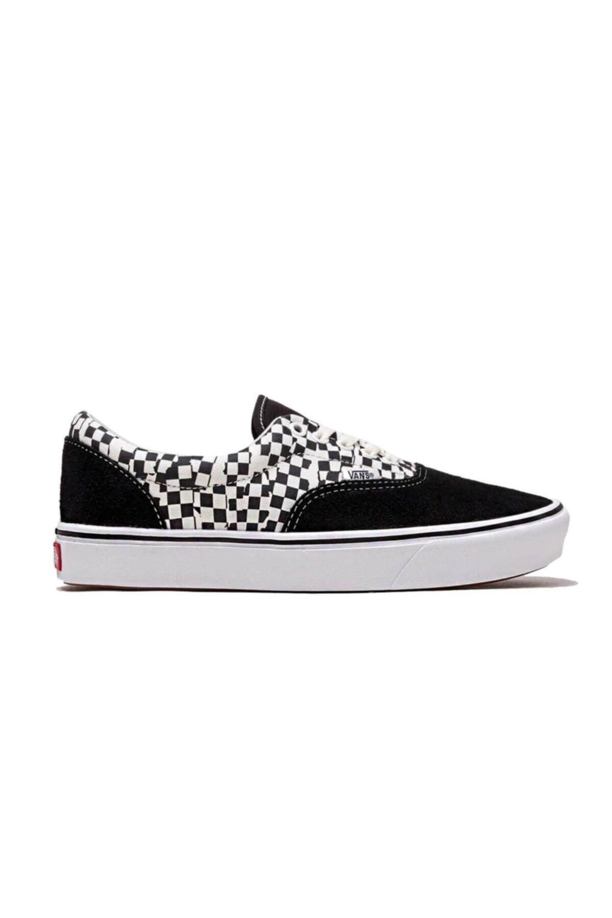Vans Unisex Siyah Bağcıklı Casual Ayakkabı 1
