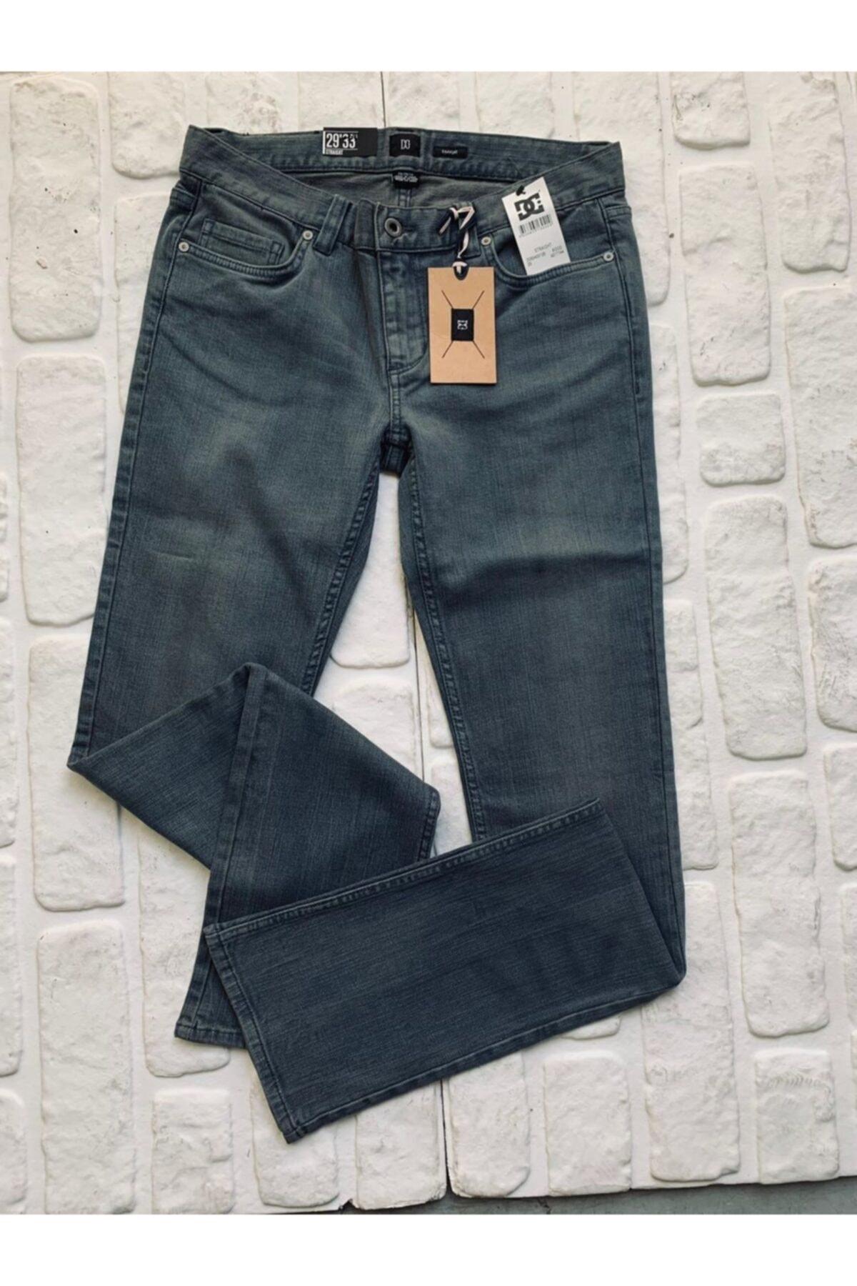 DC Straight Blue Moon Kadın Pantolon 1