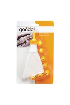 Gondol Krema Torbası Krema Sıkacağı Lüx