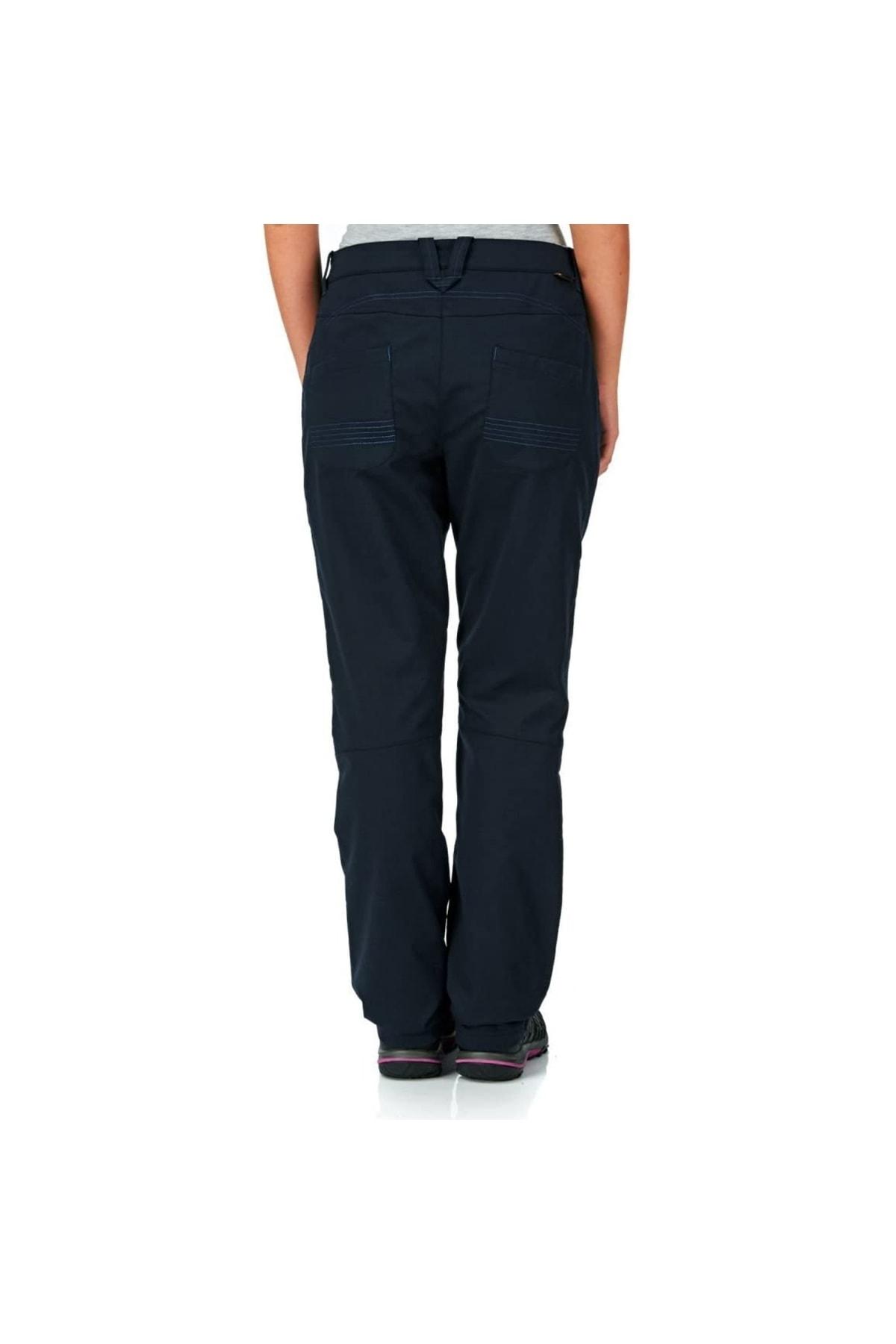 Jack Wolfskin Kadın Manitoba Winter Kışlık Pantolon 1502351 2
