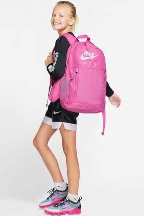 Nike Kids Unisex Pembe Elemental Sırt Çantası Ba6032-610 Bkpk Gfx