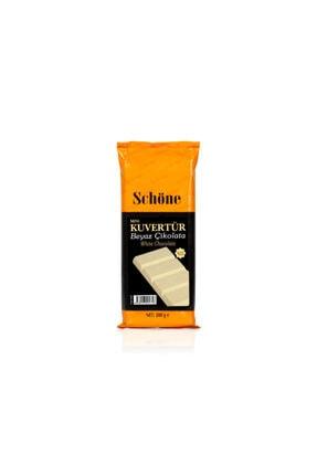 SCHÖNE Mini Beyaz Kuvertür Çikolata 200 gr