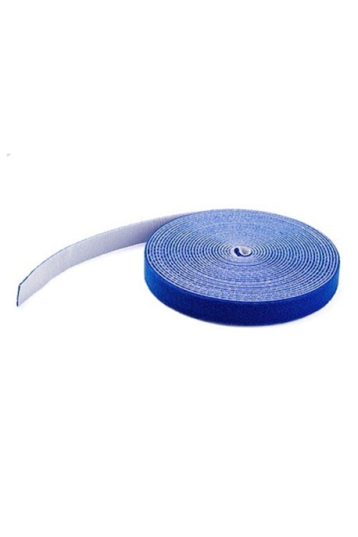 Hdg Kesilebilir Kablo Sarıcı Ve Düzenleyici Organizatör 3 Metre -mavi 2