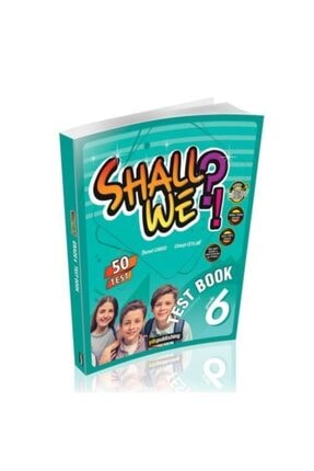 Ydspublishing Yayınları Shall We?! Grade 6 Test Book