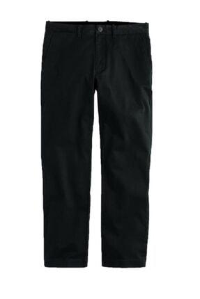 Epos Erkek Siyah Büyük Beden Likralı Mevsimlik Gabardin Pantolon