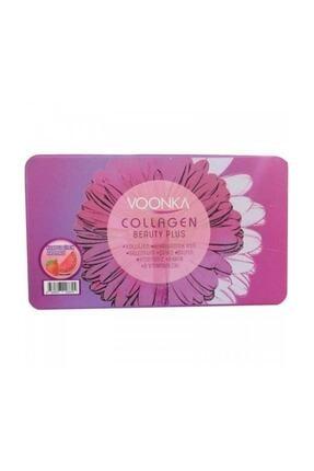 Voonka Collagen Çilek Karpuz Aromalı