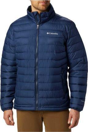 Columbia Erkek Lacivert Powder Lite Jacket Mont WO1111-467