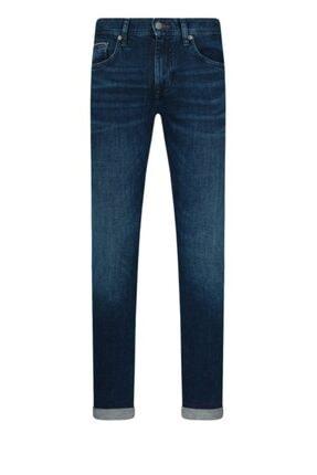 Tommy Hilfiger Tommy Hılfıger Slim Bleeker Str, Bridger Indigo Denim Jeans/mw0mw14842