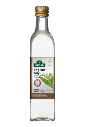 Arifoğlu Enginar Suyu 500 ml