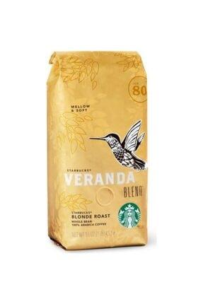 Starbucks Veranda Filtre Kahve Kağıt Filtre Için Çekilmiş 250 gr