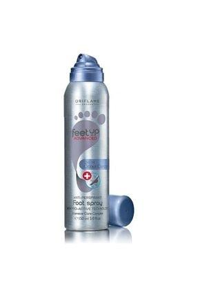 Oriflame Feet Up Advanced 36 Saat Koku Kontrolü Sağlayan Anti-perspirant Ayak Spreyi -150 Ml