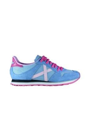 Munich Unisex Mavi Spor Ayakkabı