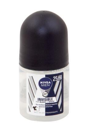 Nivea Ünvisible Black&white Erkek Roll-on 25 Ml