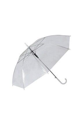 Alfa Şeffaf Şemsiye