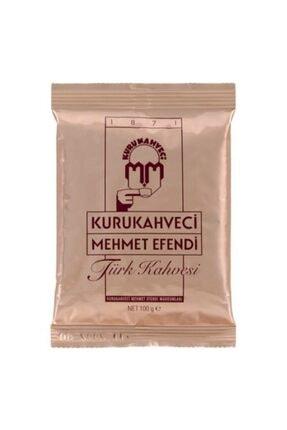 Mehmet Efendi Kurukahveci Türk Kahvesi 100 G 8690627021209