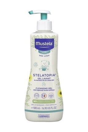 Mustela Krem Şampuan Stelatopia Cleansing Cream 500ml