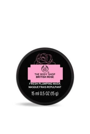 THE BODY SHOP British Rose - Besleyici Ve Nemlendirici Maske 15ml
