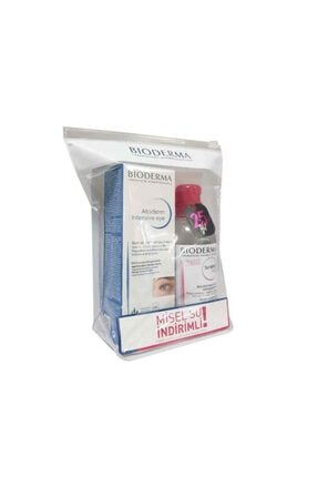 Bioderma Atoderm Intensive Eye 100ml Set