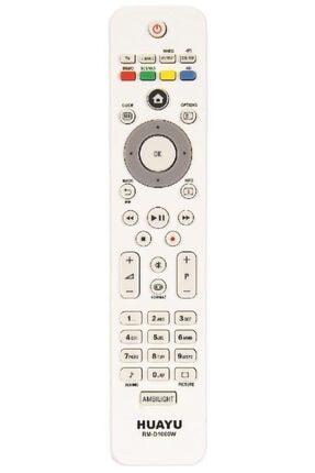 Philips Rm-d1000w Lcd Plazma Led Tv Kumandası
