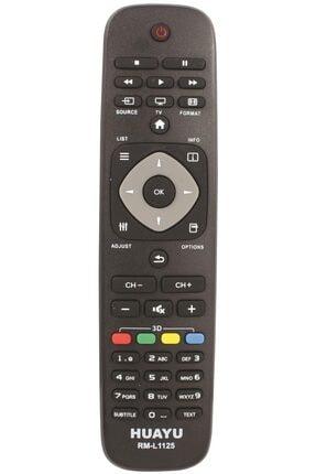 Philips Rm-l1125 3d Lcd Plazma Led Tv Kumandası