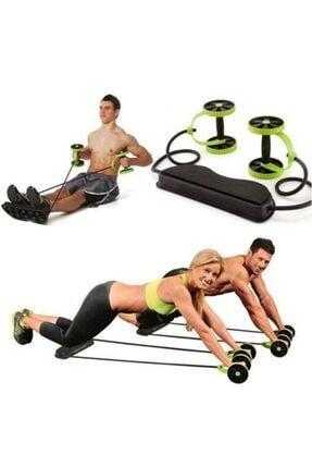 Pratik Multiflex Pro Karın Kası Göbek Eritme Fitness Egzersiz Spor Aleti