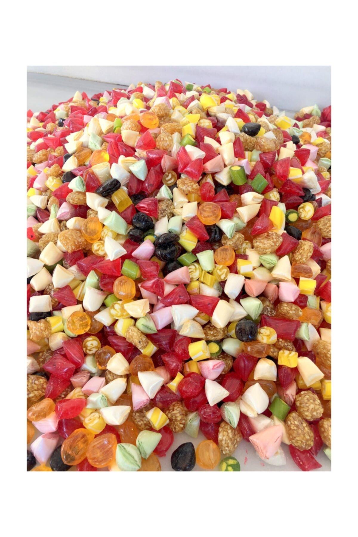 Şekerci Caferzade Karışık Akide Şekeri 500 Gr 1