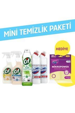 Cif - Domestos Temizlik Paketi
