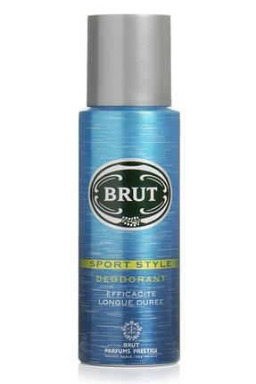 Brut Sport Style Deo 200 Ml - Erkek Deodorantı