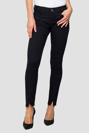 Replay Kadın Siyah Skinny Fit Jeans
