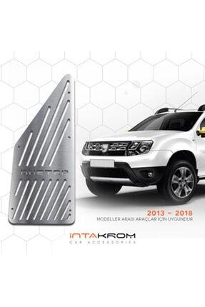 İntachrom Dacia Duster Krom Ayak Dinlendirme Pedalı - 2013 - 2019