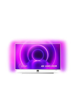 "Philips 50PUS8505 50"" 127 Ekran Uydu Alıcılı 4K Ultra HD Android Smart LED TV"