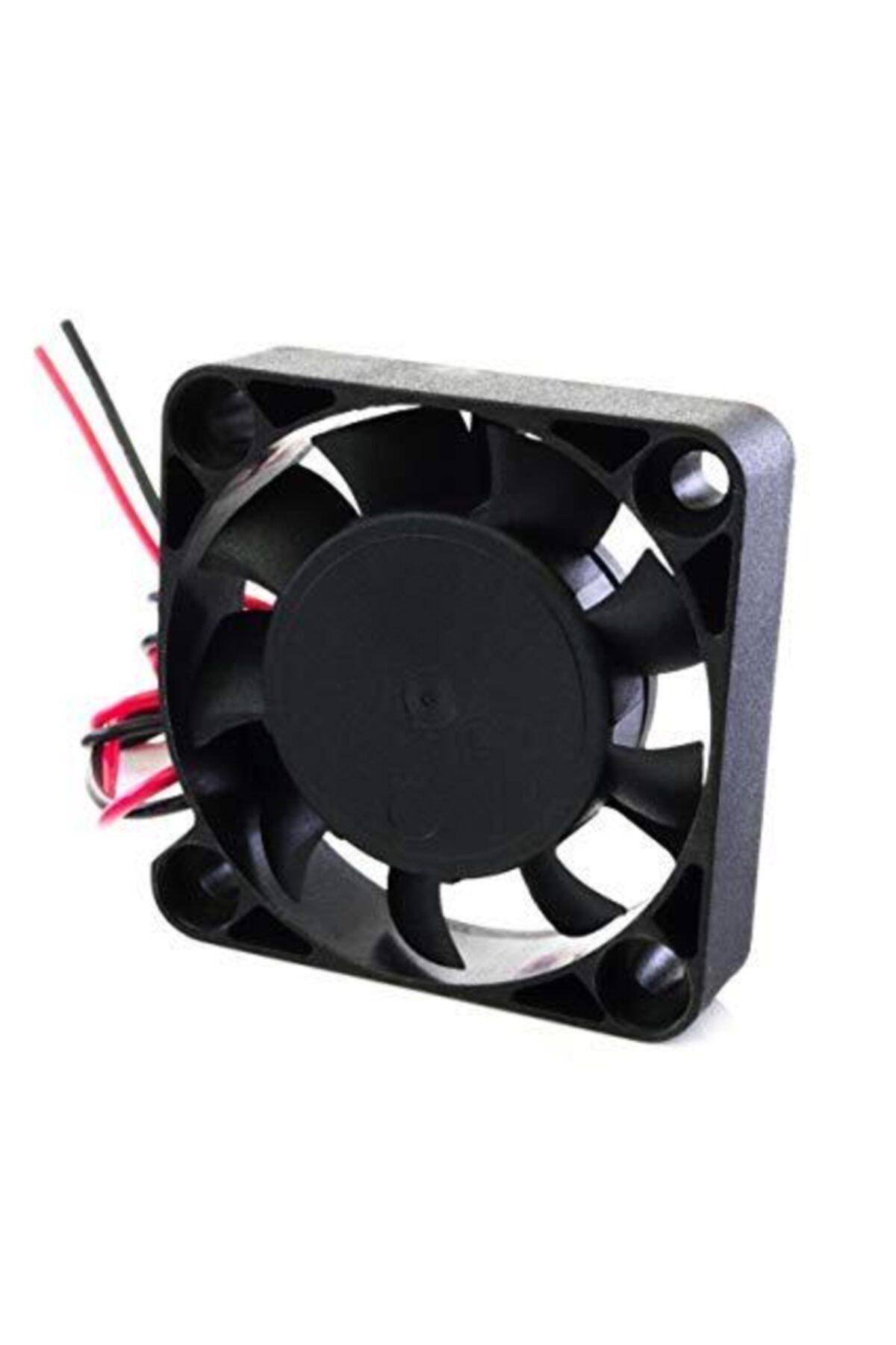 BAKAY 12 Volt Fan 40x40x10mm Dc 12v 0,10a 1