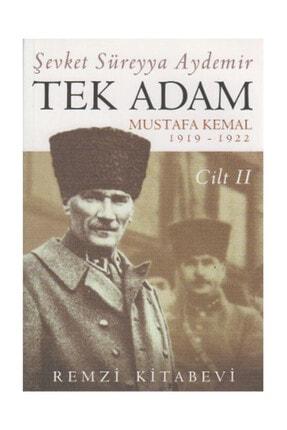 Remzi Kitabevi Tek Adam Cilt 2 1919 1922