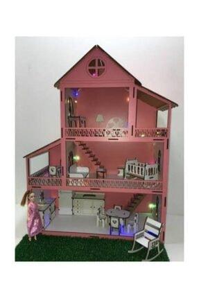 ZeyCan Lazer Barbie Bebek Evi