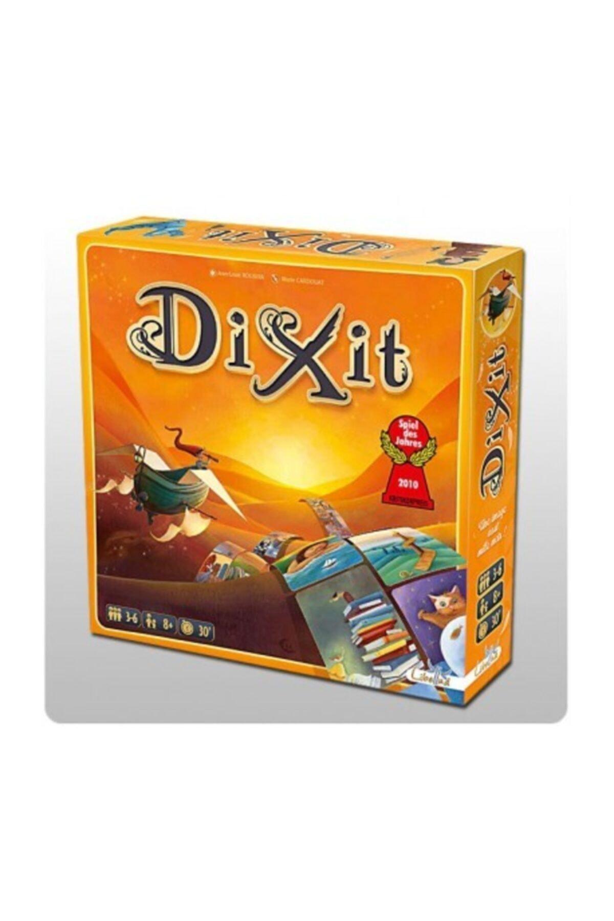 Monopoly Dixit Anahtar Cümle Oyunu 1