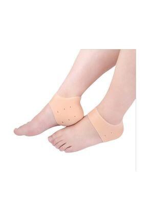zabata Silikon Topuk Gömleği Topuk Çorabı Topuk Dikeni Koruyucu