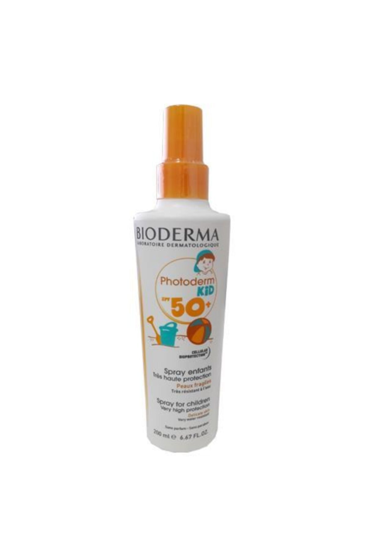 Bioderma Photoderm Kid Spray Spf 50+ 200 Ml 1