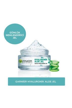 Garnier Hyaluronik Aloe Jel 50 Ml-günlük Cilt Nemlendirici Ürün