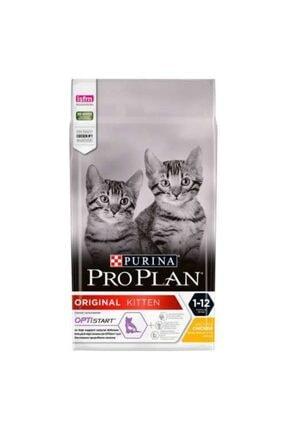 Proplan Kitten Tavuklu Yavru Kedi Maması 10 Kg