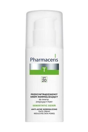 Pharmaceris T Sebostatic Anti-acne Normalizing Face Cream Spf20 -50 Ml