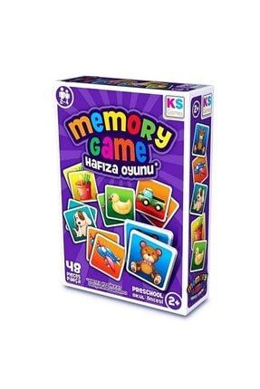 KS Oyuncak Memory Game Hafıza Oyunu