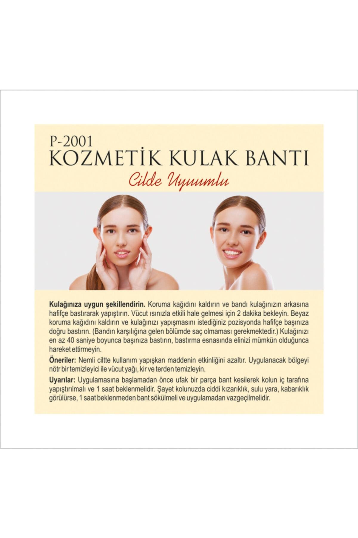 P2001 Kepçe Kulak Düzeltici Kozmetik Bant 2