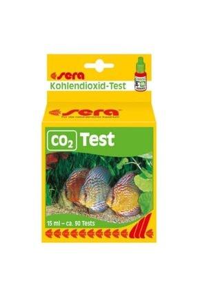 SERA Co2 Test Akvaryum Karbondioksit Testi 15ml 90 Ölçüm