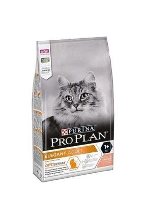 Proplan Pro Plan Elegant Derma Somonlu Yetişkin Kedi Maması 10 Kg