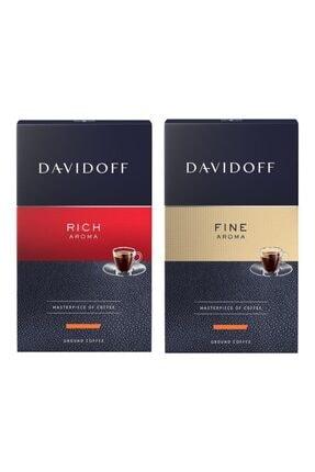 Davidoff Rich & Fine Aroma Filtre Kahve