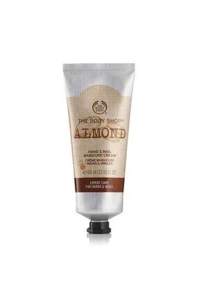 THE BODY SHOP Almond El Ve Tırnak Kremi 100ml
