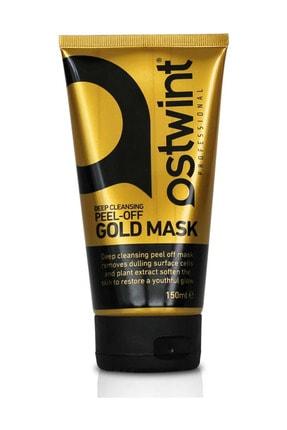 Ostwint Golden Mask Soyulabilir Altın Maske
