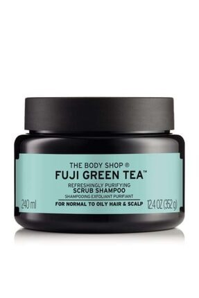 THE BODY SHOP Fuji Green Tea Saç Peelingi 240ml