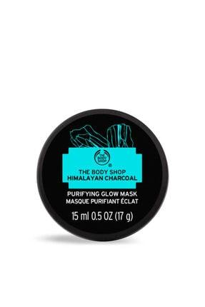 THE BODY SHOP Himalayan Charcoal - Toksinlerden Arındırıcı Işıltı Veren Maske 15ml